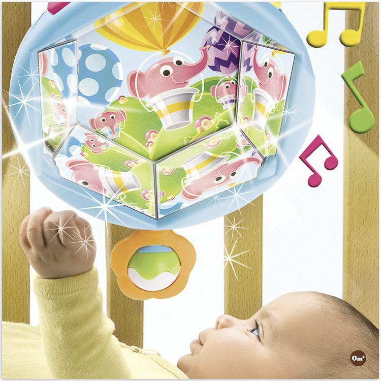 Musical KaleidoDisk