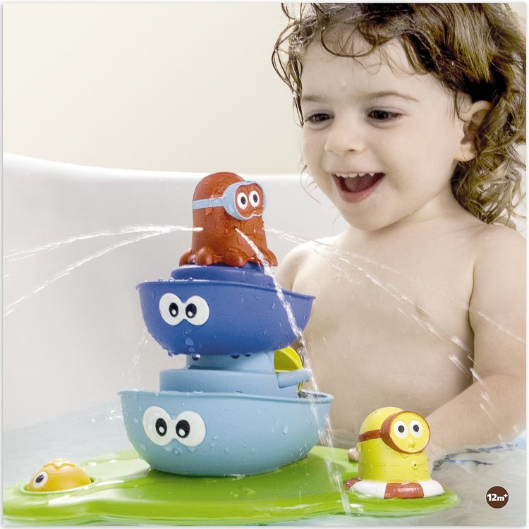 Stack 'N' Spray Tub Fountain