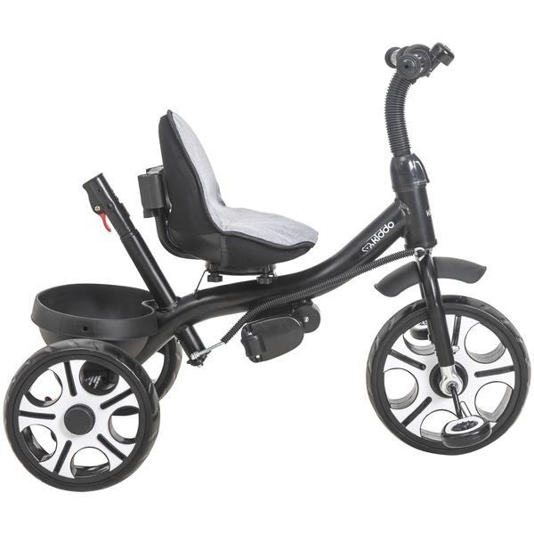 triciclo giratório